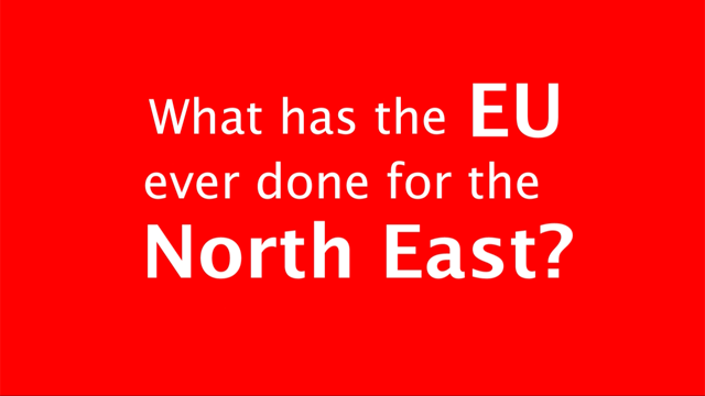 What Has The EU Done For The North East Video