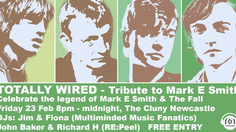 Totally Wired Mark E Smith The Fall Night