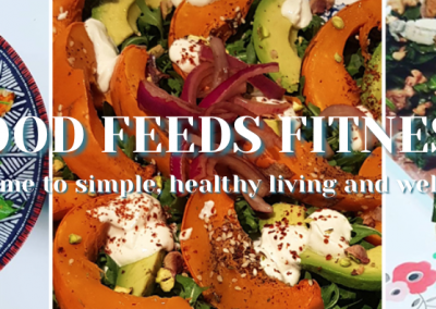 Food Feeds Fitness Website