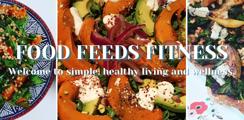 Food and Fitness Website
