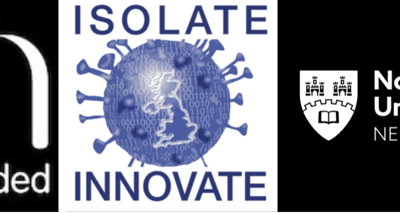 Isolate Innovate Website