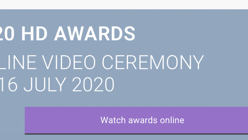 Housing Design Awards 2020 – 17 Videos For Online Ceremony Over 4 Nights